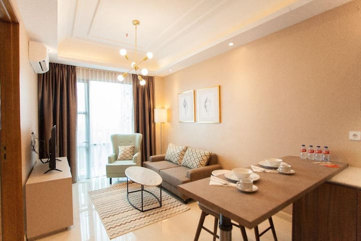 The Wahid Private Residences   2BR   Swimming Pool