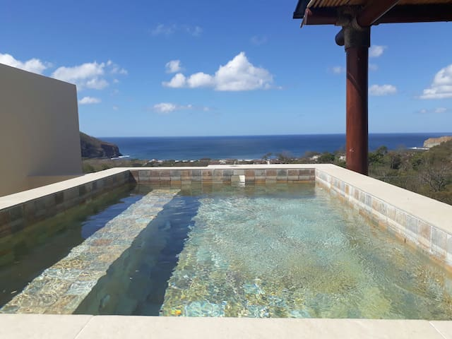 Ocean view Penthouse, Guacalito de la Isla