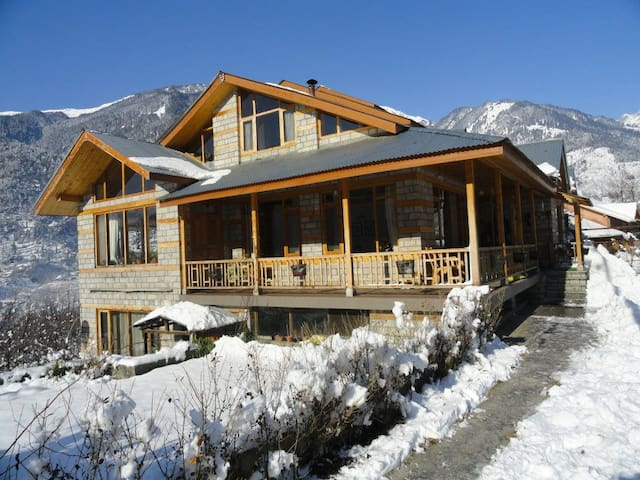 Gurungs cottage two bed room - Kullu - House