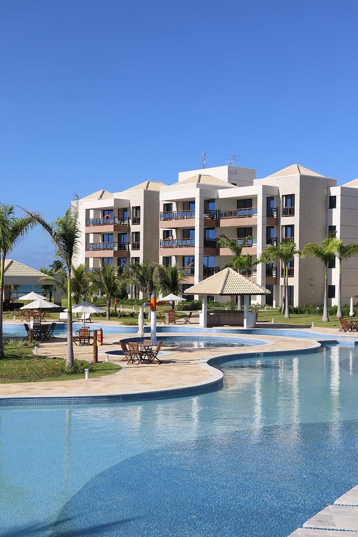 Wai Wai Eco Residence Cumbuco - Beachfront