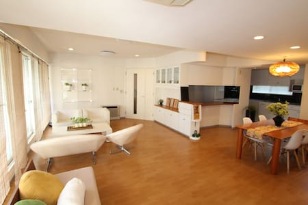 1500sqft,EntireApt! ExtremelyHuge&Cozy!FreeParking - Highshi-ku Hiroshima-city