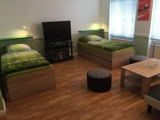 Sehr schöne Wohnung im Freizeitpark - Wilnsdorf - Leilighet