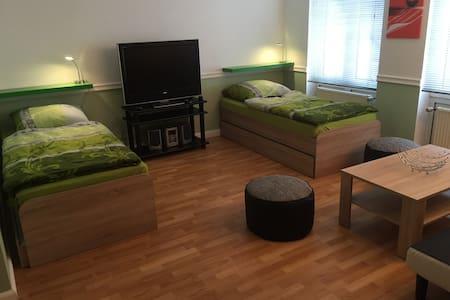 Sehr schöne Wohnung im Freizeitpark - Wilnsdorf - Wohnung