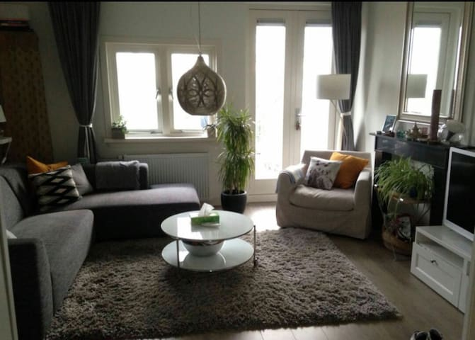 Cozy appartment near the citycentre - Utrecht - Wohnung