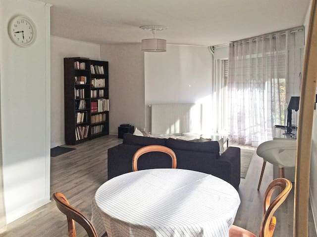 Nice & quiet flat with terrace 47m²