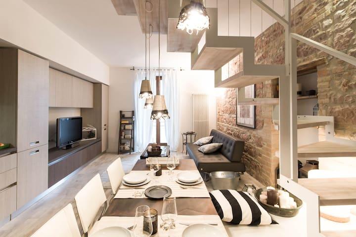 CASA DELLE LANTERNE DI ASSISI - Assisi - Apartment