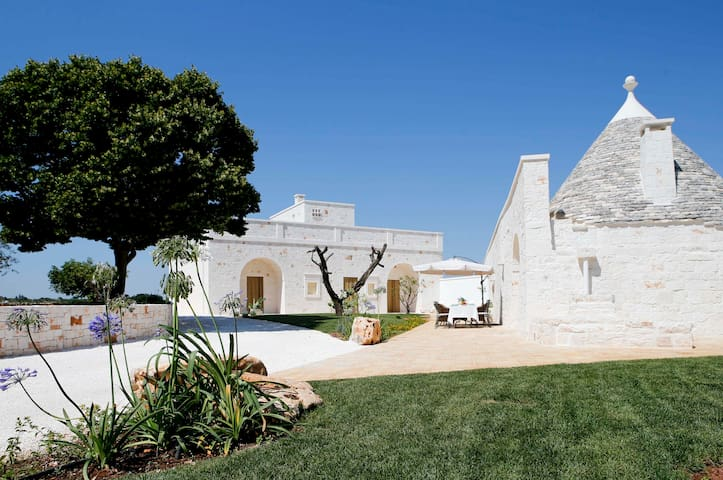 Trulli di Mezza - Cisternino - House
