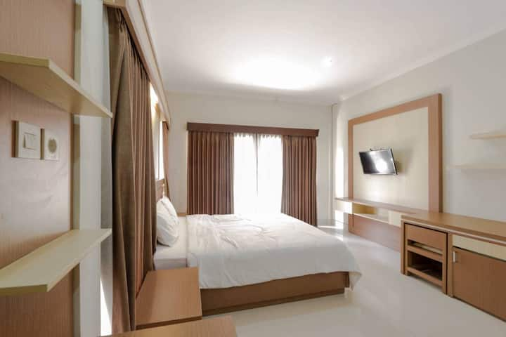 Your budget room for long stay in Jimbaran!