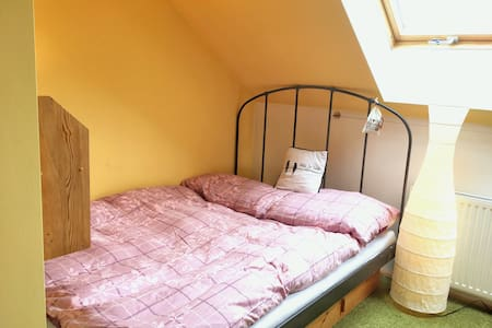 Cheap & nice accommodation in Tábor - Tabor - Haus