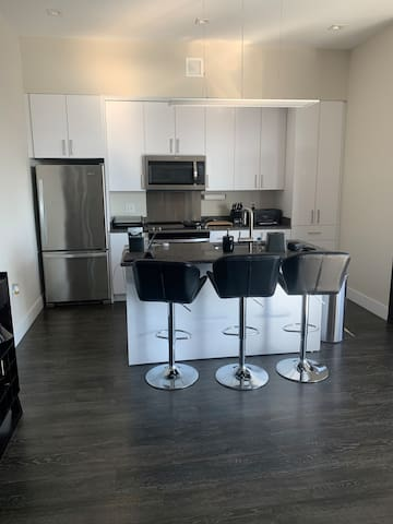Stunning 2 bedroom loft located Downtown Baltimore