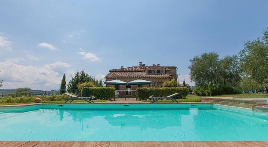 Villa San Nazario - Your Private Luxury Resort