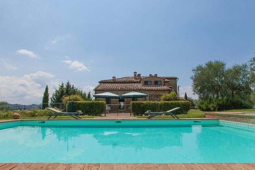 Villa San Nazario - Pool
