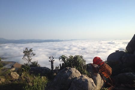Artisan Lifestyle above the clouds - Nkhaba - Bed & Breakfast