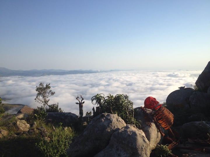 Artisan Lifestyle above the clouds