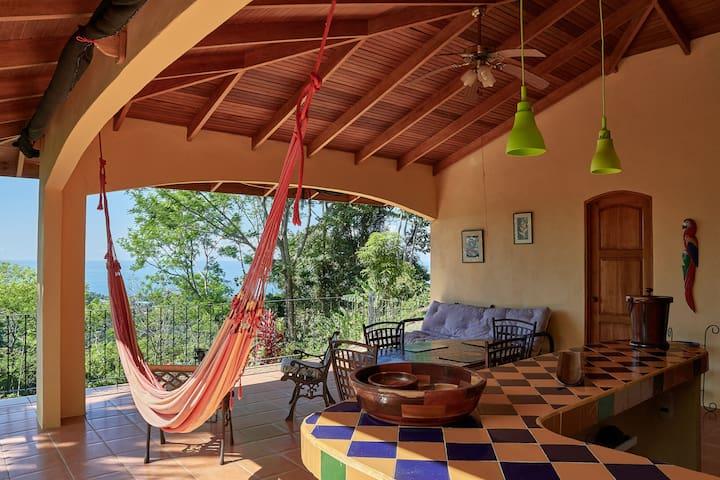 Casa de la jungla en Ballena