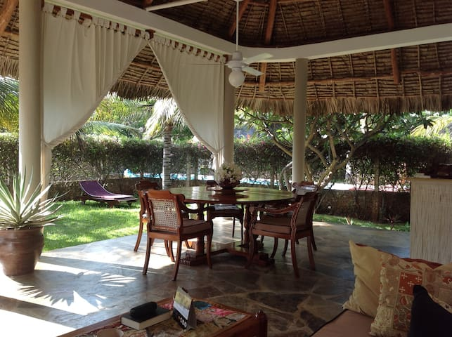 African Style Villa In Malindi