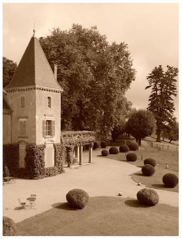 Gîte Damas, château de Vaulx