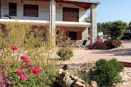 Apartment on a 8000 sqm olive-grove - Pirgos