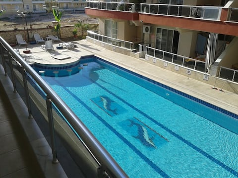 RENT 2 bedroom apt close to all amenities, Didim