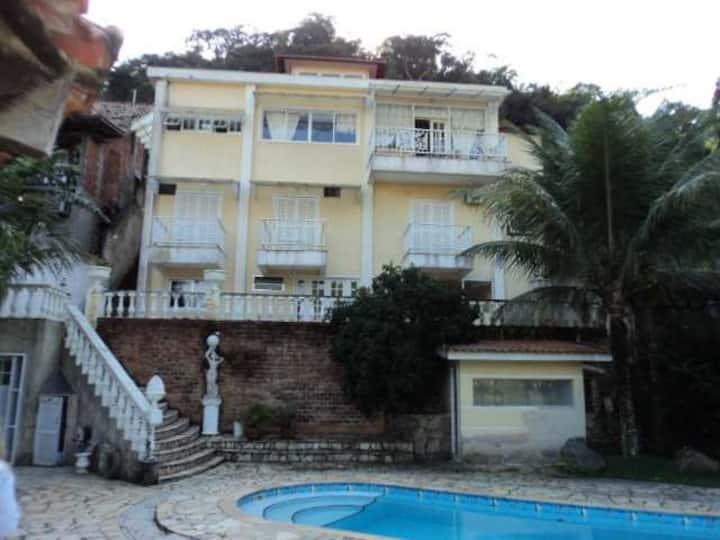 Casa deslumbrante no Rio  Janeiro