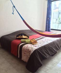 Susana's House, Double room, Cancun - Cancún