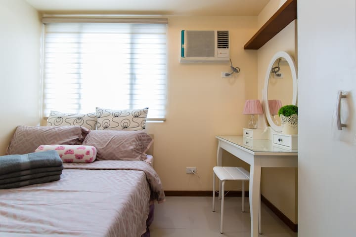 One Bedroom Comfortable Staycation! - Mandaluyong - Lyxvåning