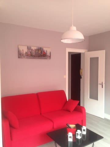 Beau studio en plein centre ville - Clermont-Ferrand - Apartment