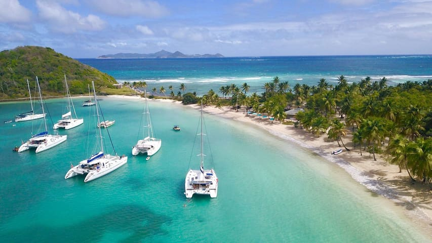 Paradise Found! Stay in Salt Whistle Bay,  Room #3