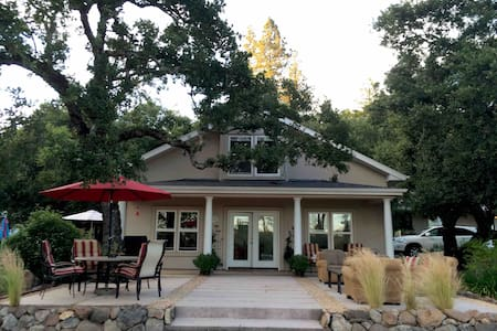Private Napa Valley Garden Cottage - long term