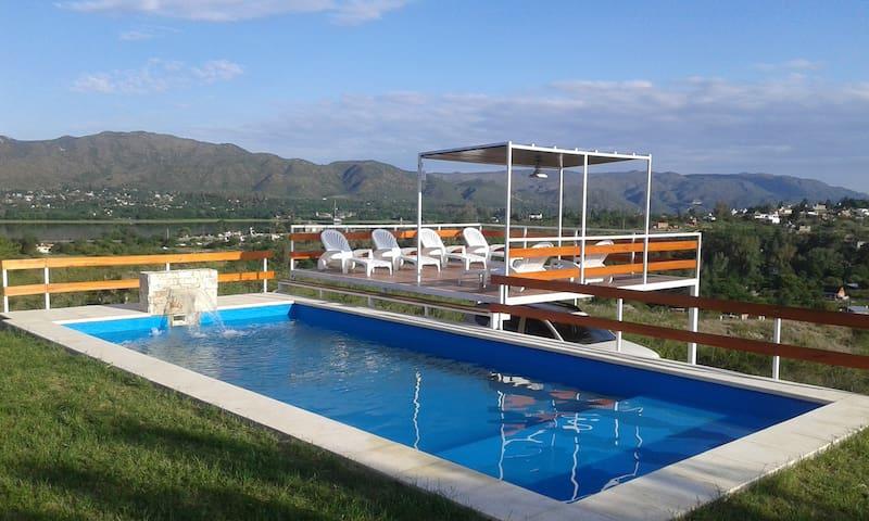 Casa de Campo El Origen - Villa Carlos Paz - Casa