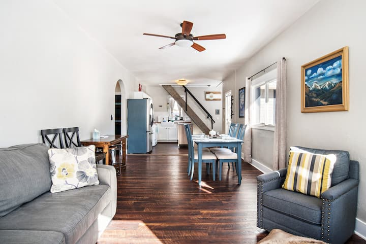 Historical, Renovated Home In Downtown, Near Pools
