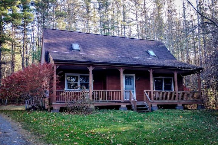 Country Cabin near Ski Windham