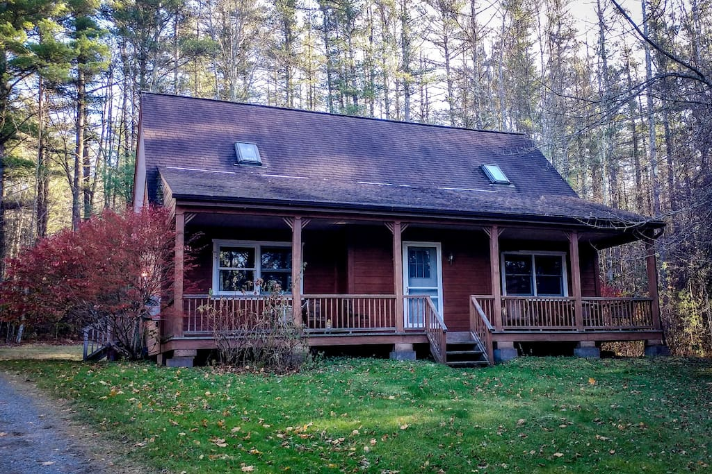 Country Cabin Near Ski Windham Houses For Rent In