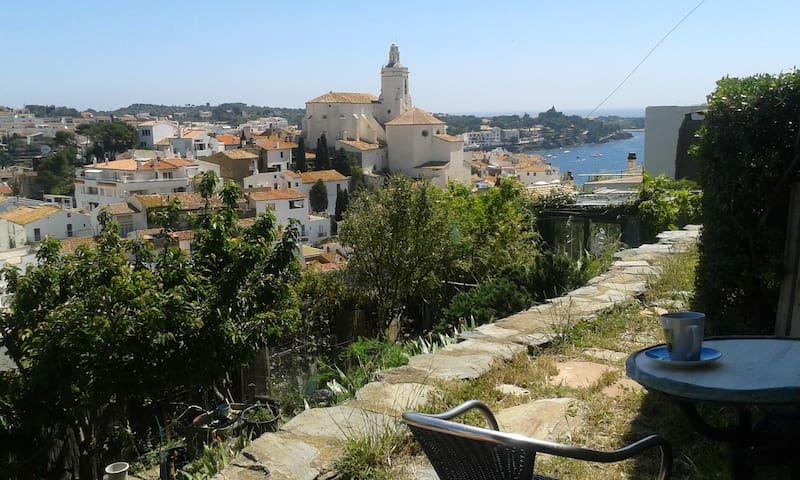 Habitación con vistas y jardín - Cadaqués - Rumah