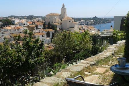 Habitación con vistas y jardín - 卡达凯斯 - 独立屋