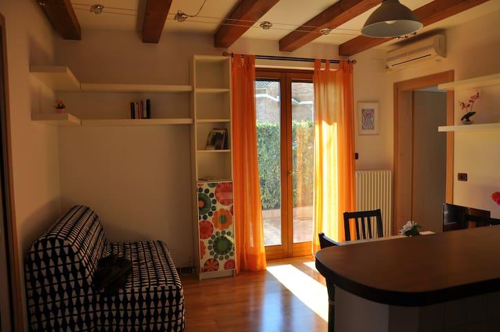 Cosy apartment with outdoor space in Perugia - Perugia - Leilighet