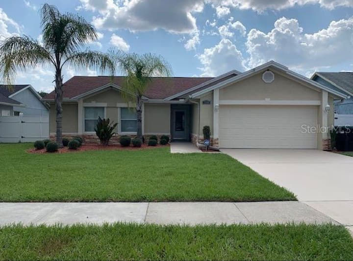 Entire House-Orlando-Near Airport and Downtown