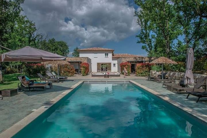Picturesque Villa in Montauroux with Terrace