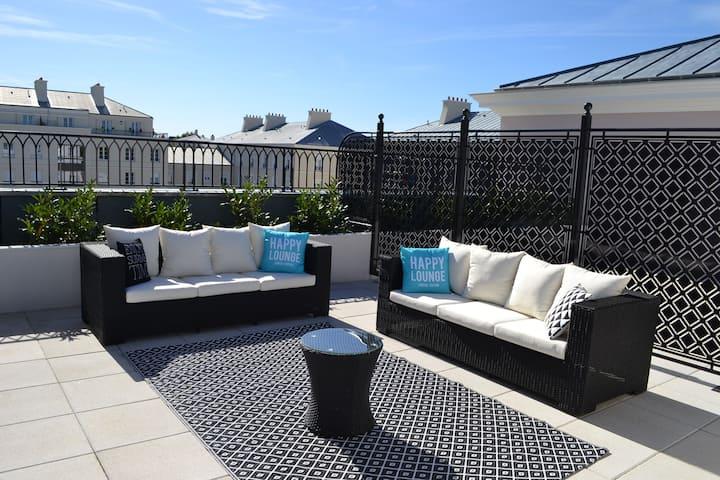 4 BEDROOMS APARTMENT IN DISNEYLAND PARIS