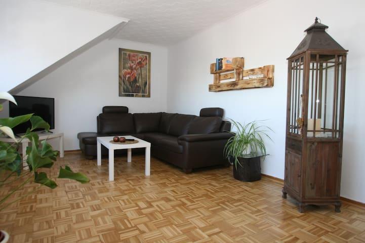 Ferienwohnung van Wasen Bottrop - Bottrop - Apartment