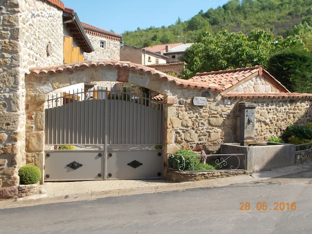 Le Clos Fleuri - Saint-Gervazy - Rumah