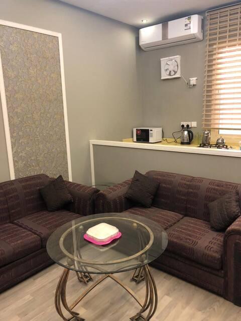 مكان هادي الهدا والشفا سكن عائلي توفر جميع الخدمات