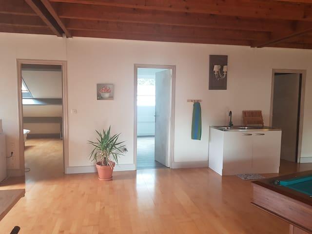 Charmant appartement dans une maison d'hôtes