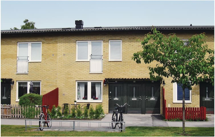 Holiday apartment with 1 bedroom on 63m² in Visby