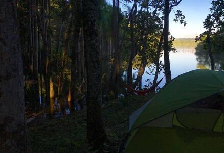 Getaway Tent steps from Guajataca Lake - cibao - 帐篷