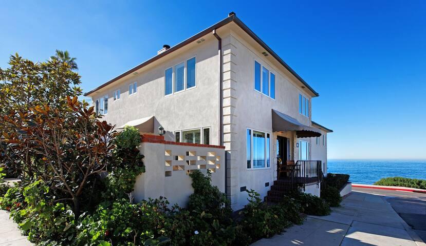 Luxury Beach House Windansea Beach