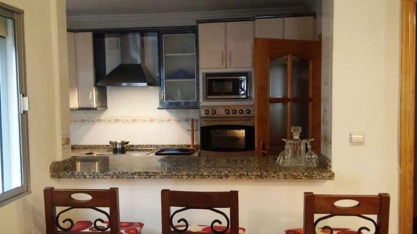 Bonito apartamento,cómodo.10mi del centro en metro - San Juan de Aznalfarache - Huoneisto