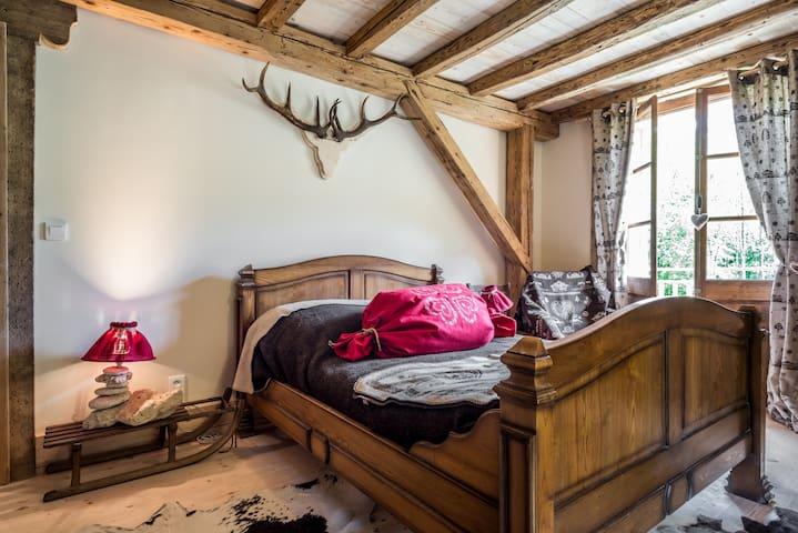 Chambre d hôte dans un chalet d'alpage