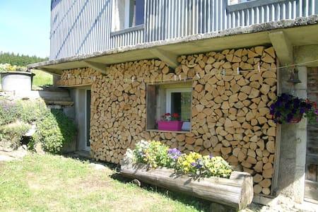 Les Prés Volants Guest House - Les Bouchoux