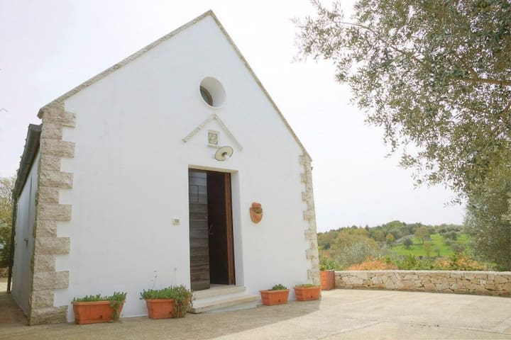The little Church - Cisternino - Appartement